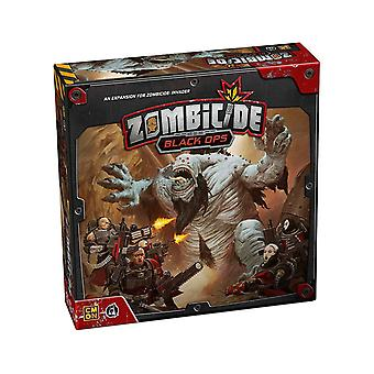 Black Ops Zombicide Invader Board Game