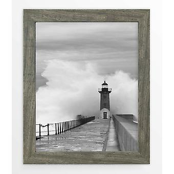 Photo Poster Picture Frame Large Norfolk Wood Effect