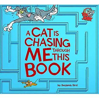 En katt jagar mig genom denna bok! (Tom och Jerry)