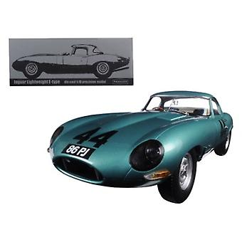 1963 Jaguar Lightweight E-Type #44 'Arkins 86 PJ '1/18 Diecast Model Car par Paragon 'quot;