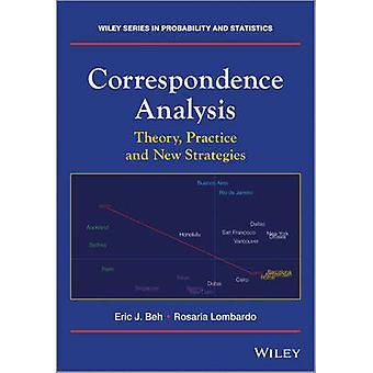 Correspondentie analyse door Eric J. BehRosaria Lombardo