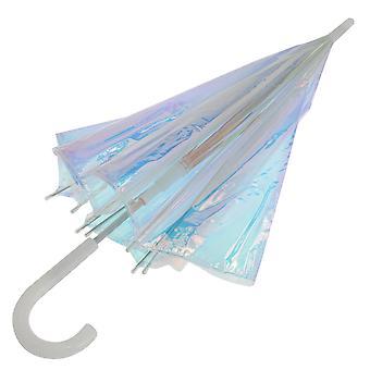 X-Brella Iridescent Cage Umbrella
