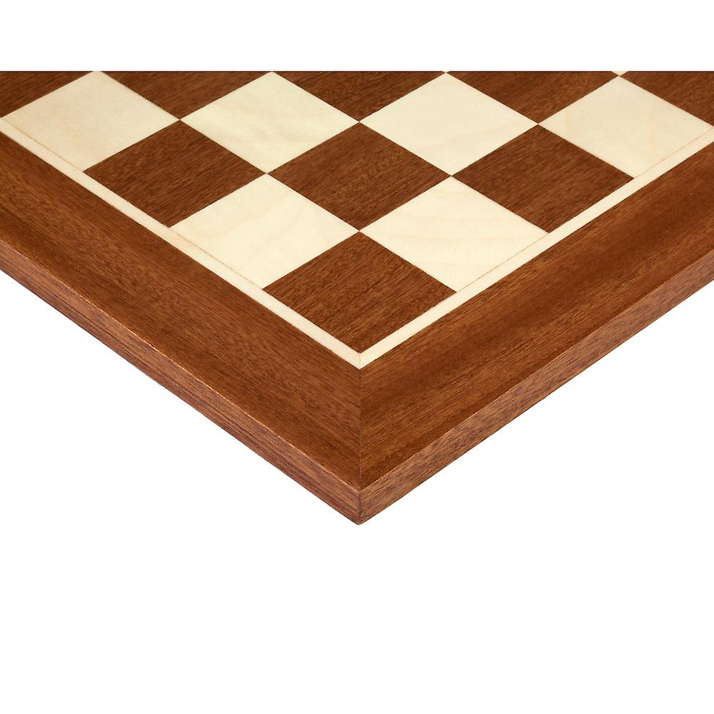 16 Inch No.4 Inlaid Wooden Chess Board