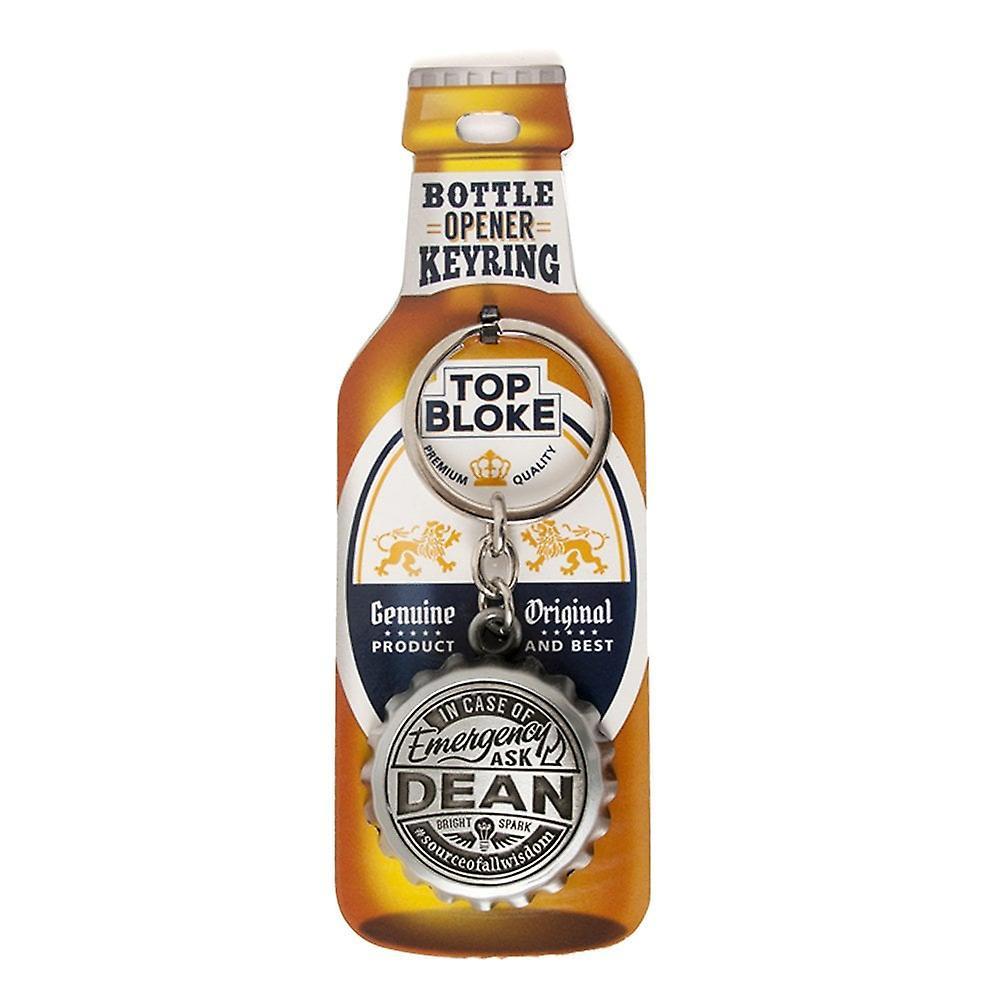 History & Heraldry Keyring - Dean Bottle Opener