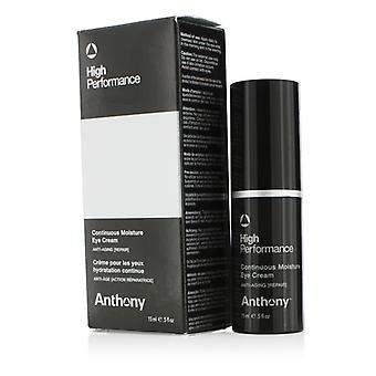 Anthony High Performance continu vocht van het oog crème 15ml/0,5 oz