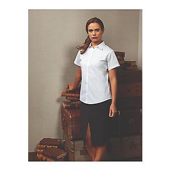 Premier supreme poplin short sleeve shirt pr309