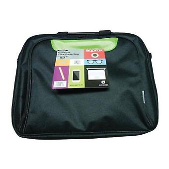 Approx laptop cover! APPNBCP15BGP 15.6%; Black Green