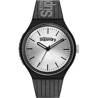 Superdry ure SYG293B - URBAN XL MESH Mænds Watch