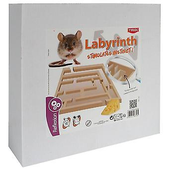 Tyrolen Hamster labyrint Diameter (små husdjur, leksaker)