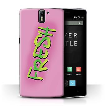 STUFF4 Case/Cover for OnePlus One/Fresh Graffiti Paint/Funny Prince Sitcom