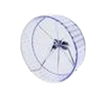 Pennine Fuzzballs Plastic Hamster Wheel Without Stand