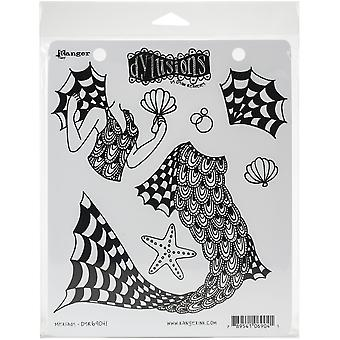 """Dyan Reaveley's Dylusions Cling Stamp Collections 8.5""""X7"""" - Merlady"""