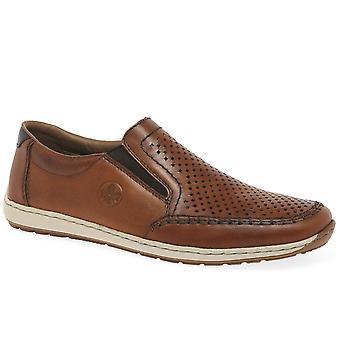 ريكر برونتو مينز زلة على الأحذية