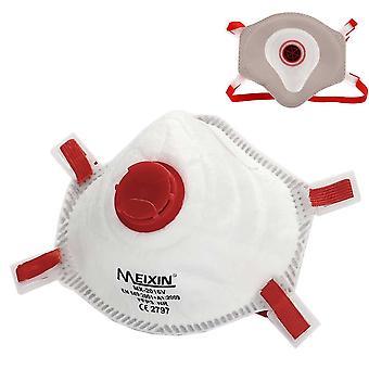 100x MEIXIN Высокое качество дыхательной защитной маски дыхательной маски FFP3 Защита Маска Аксессуары Новые
