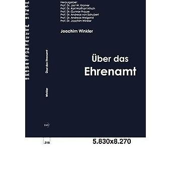 ber das Ehrenamt by Winkler & Joachim