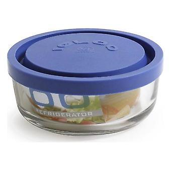 Glass Jar Borgonovo/Ø 11 x 5 cm - (320 cc)