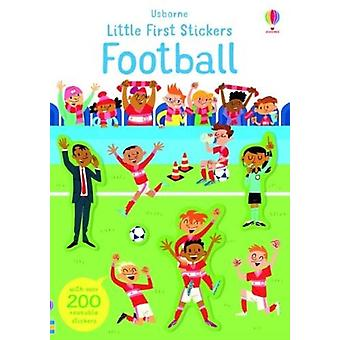 Little First Stickers Football by Sam Smith
