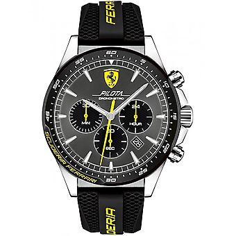 Scuderia Ferrari vrouwen, mannen, Unisex horloge 0830594