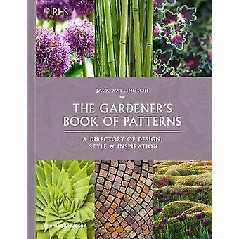 RHS The Gardener's Book of Patterns - A Directory of Design - Style an