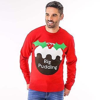 Christmas Shop Adults Big Pudding Jumper