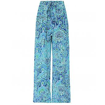 Inoa Atlantis Silk Trousers