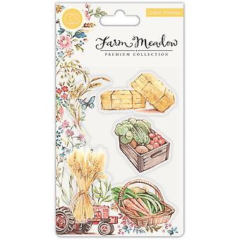 Craft Consortium Pick of the Crop Clear Stamps