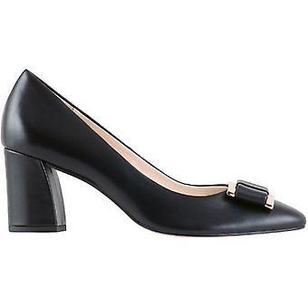 Hogl Fancy schwarz High Heels Damen schwarz