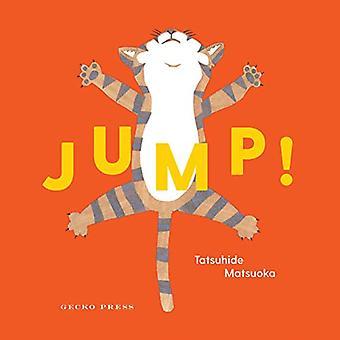 Jump! by Tatsuhide Matsuoka - 9781776572311 Book