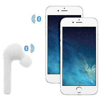 Headset Bluetooth 4.0 Wireless In-Ear-Mikrofon weiß-MTK