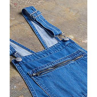 The #1002 full length mens overall washed