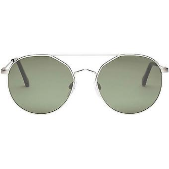 Electric California Montauk Sunglasses - Silver/Grey
