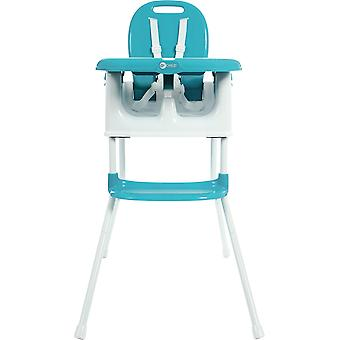 My Child Graze Booster Highchair Aqua