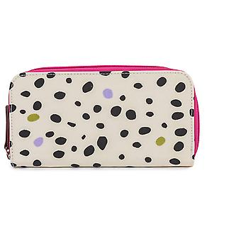 Pink Lining Wallet