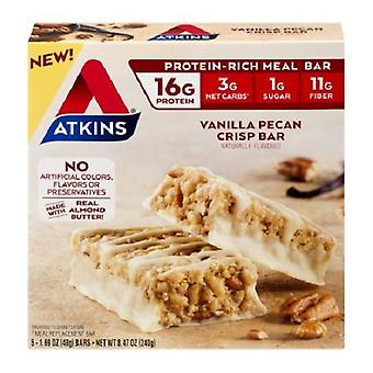 Atkins Meal Bar Vanilya Pecan Crisp