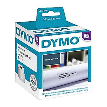 Dymo Lw Addresslab 36 Mm X 89 Mm
