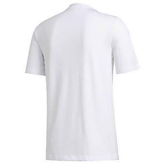 adidas Golf Mens 2020 Golf Tee Cotton Blend Crew Graphic T-Shirt