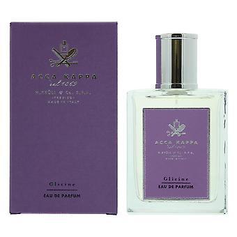 Acca Kappa Wisteria Eau de Parfum 100ml Spray For Her