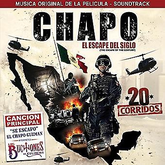 Chapo a fuga do século/O.S.T.-Chapo a fuga do século/O.S.T. [CD] EUA importação