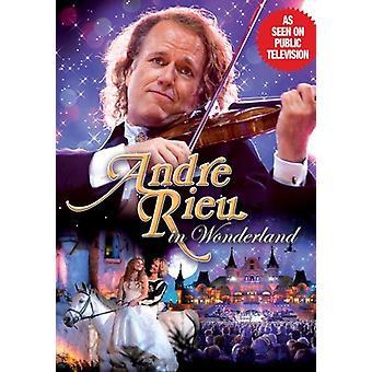 Andre Rieu - Andre Rieu in Wonderland [DVD+Cd] [DVD] USA import
