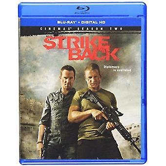 Strike Back: Season 2 Cinemax [Blu-ray] USA import
