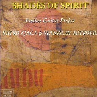 Ratko Zjaca & Stanislav Mitrovic - Shades of Spirit [CD] USA import