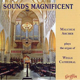 Malcolm Archer - Sounds Magnificent [CD] USA import
