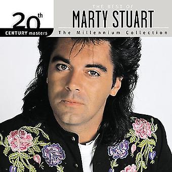 Marty Stuart - Best of Marty Stuart-Millenniu [CD] USA import