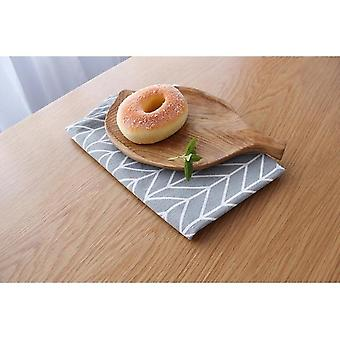 Simple Classic Quality Table Napkin Towels Dining Table Mats - Cotton Place