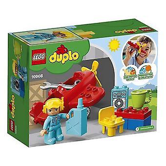 Aeroplane Duplo Lego 10908