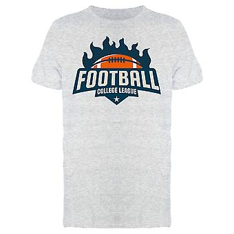 American Football League Graphic Tee Men's -Image by Shutterstock