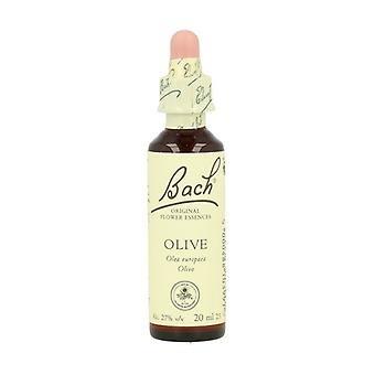 Bach Flower Essences 23 - Olive 20 ml of floral elixir