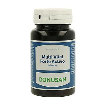 Multi Vital Active Forte 60 tablets