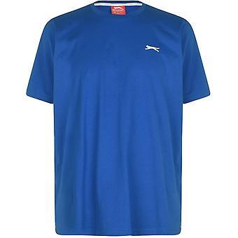 Slazenger Plain T Shirt Mens
