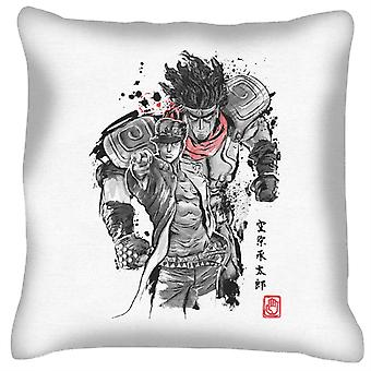 Jojos Bizarre Adventure Strength Speed Precision Cushion